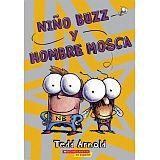 NIÑO BUZZ Y HOMBRE MOSCA