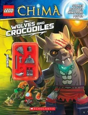 LEGO LENGENDS OF CHIMA: WOLVES AND CROCODRILES
