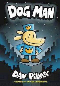 DOG MAN # 1