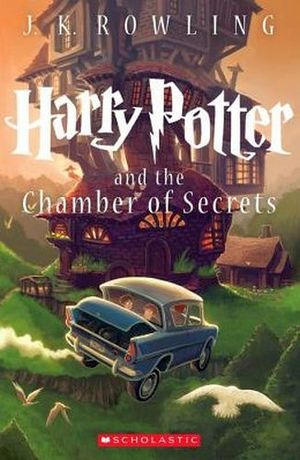 HARRY POTTER # 2: THE CHAMBER OF SECRETS NEW ED