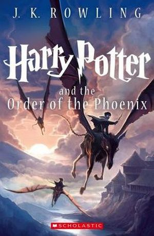 HARRY POTTER # 5: THE ORDER OF THE PHOENIX NEW ED