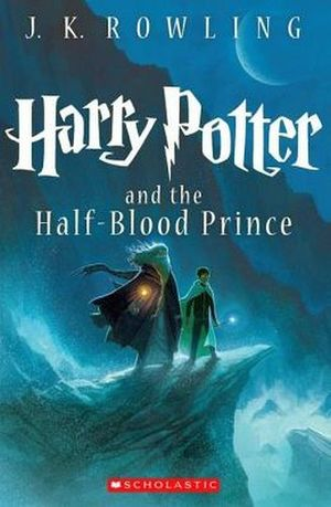 HARRY POTTER # 6: THE HALF-BLOOD PRINCE NEW ED