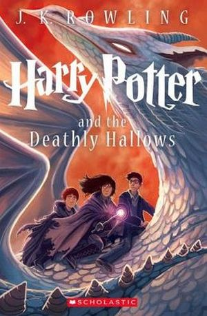 HARRY POTTER # 7: THE DEATHLY HALLOWS NEW ED
