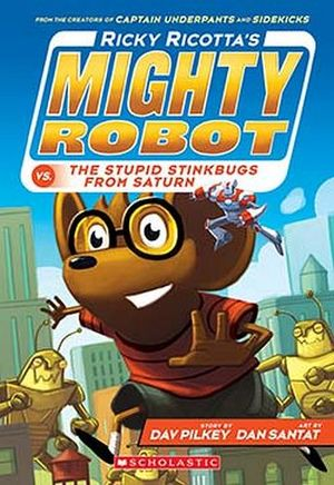 RICKY RICOTTA'S MIGHTY ROBOT VS.