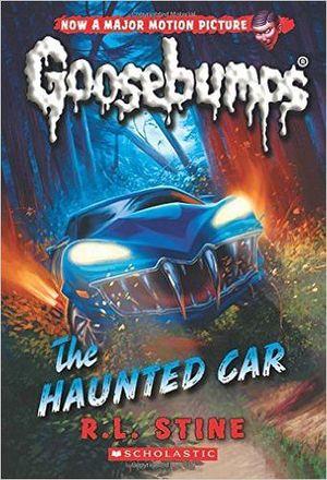 GOOSEBUMPS #30: THE HAUNTED CAR