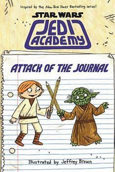 STAR WARS JEDY ACADEMY: ATTACK OF THE JOURNAL