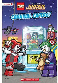 LEGO DC SUPER HEROES CARNIVAL CAPERS!