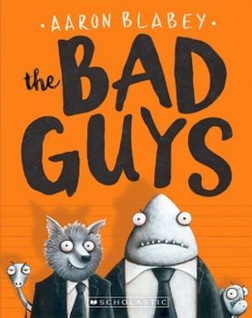 THE BAD GUYS # 1
