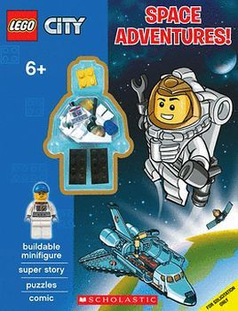 LEGO CITY: SPACE ADVENTURES!