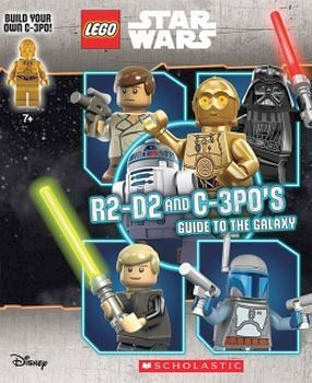 R2-D2 AND C-3P0'S GUIDE TO THE GALAXY ( LEGO STAR WARS )