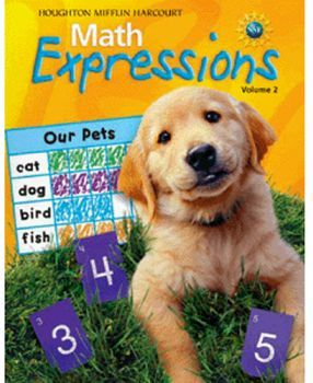 MATH EXPRESSIONS '11 K VOL 2 STUDENT ACTIVITY BOOK