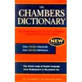 CHAMBERS ENGLISH DICTIONARY NEW EDITION