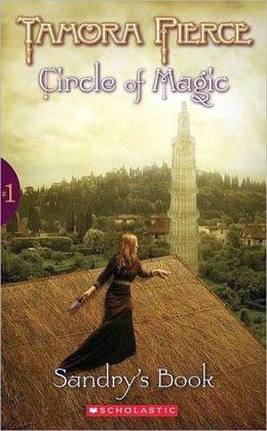 CIRCLE OF MAGIC NO. 1: SANDRY'S BOOK