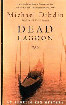 DEAD LAGOON                                       (VINTAGE BOOKS)