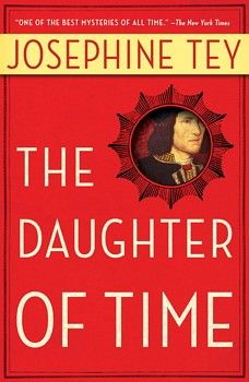 THE DAUGHTER OF TIME                                 (TOUCHSTONE)