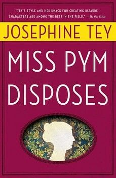 MISS PYM DISPOSES                                    (TOUCHSTONE)