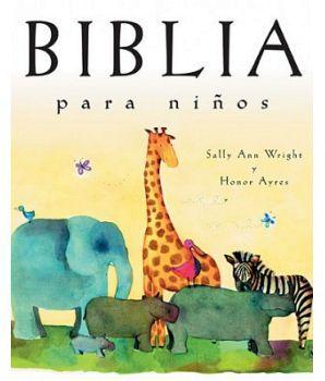 BIBLIA PARA NIÑOS                    (EMPASTADA/ED. DE REGALO)