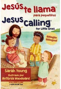JESUS TE LLAMA                       (P/PEQUEÑITOS/EMP/BILINGUE)