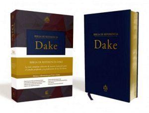 BIBLIA DE REFERENCIA DAKE                (CAJA/PIEL)