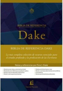 BIBLIA DE REFERENCIA DAKE                (EMP.)