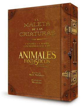 MALETA DE LAS CRIATURAS -EXP.LA MAGIA CINEMATOGRAFICA DE ANIMALES