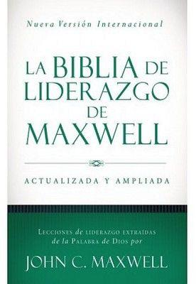 BIBLIA DE LIDERAZGO DE MAXWELL (INTERNACIONAL/VERDE)
