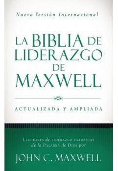 BIBLIA DEL LIDERAZGO DE MAXWELL, LA (ACTUALIZADA/EMPASTADO)