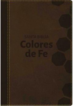 SANTA BIBLIA COLORES DE LA FE        (REINA VALERA/CON ESTUCHE)