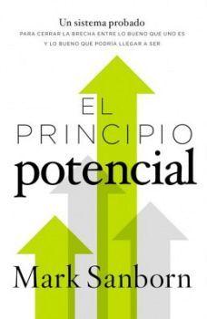 PRINCIPIO POTENCIAL, EL (EMPASTADO)