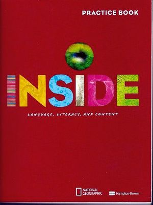 INSIDE LEVEL E PRACTICE BOOK