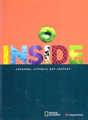 INSIDE LEVEL B STUDENT EDITION