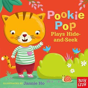 POOKIE POP PLAYS HIDE-AND-SEEK: A TINY TAB BOOK