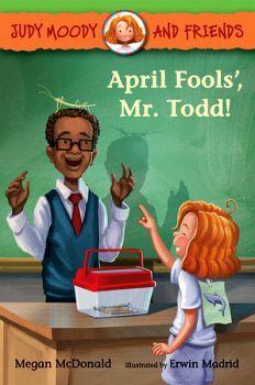 APRIL FOOL'S, MR TODD!