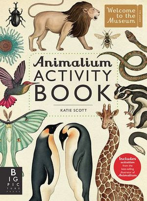 ANIMALIUM ACTIVE BOOK