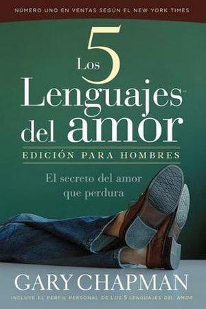 5 LENGUAJES DEL AMOR, LOS (ED. P/HOMBRES/GRANDE)