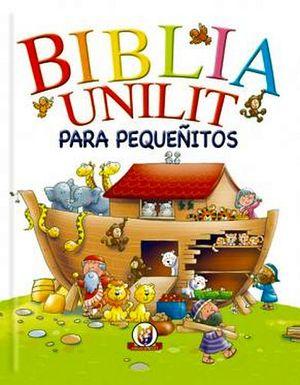 BIBLIA UNILIT PARA PEQUEÑITOS  (CRISTIANA)