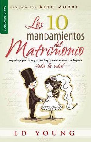 10 MANDAMIENTOS DEL MATRIMONIO, LOS (SERIE FAVORITOS)