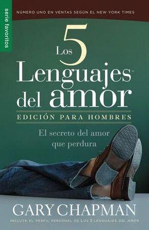 5 LENGUAJES DEL AMOR, LOS (ED. P/HOMBRES/BOLSILLO)