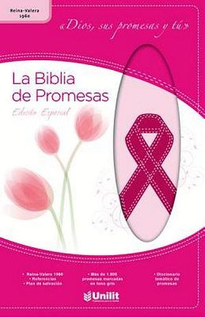 BIBLIA DE PROMESAS -ED.ESPECIAL- (ROSA/CRISTIANA)