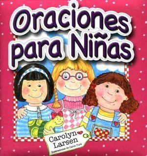 ORACIONES PARA NIÑAS (ROSA)