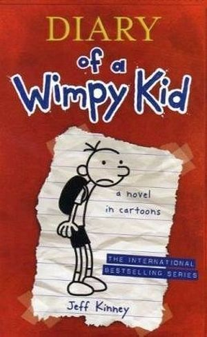 DIARY OF A WIMPY KID #1 IE