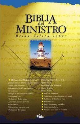 BIBLIA DEL MINISTRO                  (CON INDICE/REINA-VALERA)