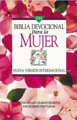 BIBLIA DEVOCIONAL NVI PARA LA MUJER   (RUSTICA/ROSA)