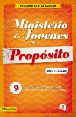 MINISTERIO DE JOVENES CON PROPOSITO