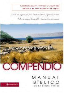 COMPENDIO MANUAL BIBLICO DE LA BIBLIA RVR 60 (EMPASTADA)
