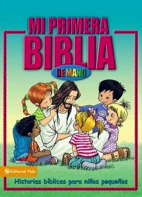 MI PRIMER BIBLIA DE MANO             (EMPASTADA)