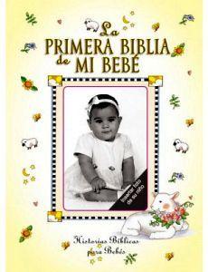 PRIMERA BIBLIA DE MI BEBE                 (EMPASTADA)