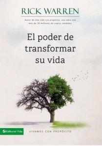 PODER DE TRANSFORMAR SU VIDA, EL
