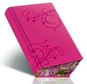 BIBLIA DE REGALO NVI                 (CAJA/ROSADO OSCURO)