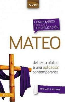 MATEO             NVI     (COMENTARIOS BIBLICOS C/APLICACION/EMP)